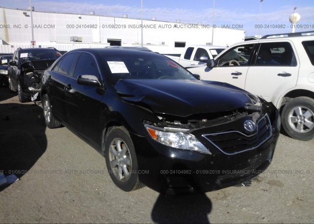 Inventory #667300090 2011 Toyota CAMRY