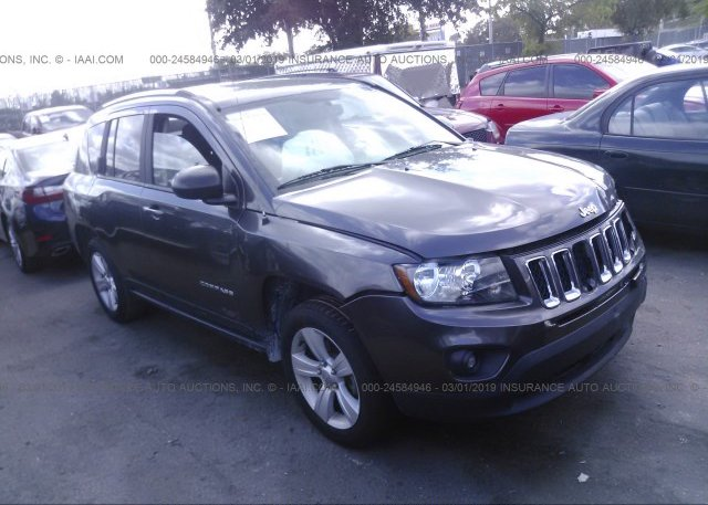 Inventory #230089807 2016 JEEP COMPASS