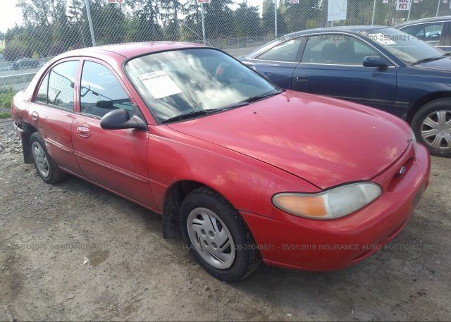 Inventory #949533199 1999 FORD ESCORT