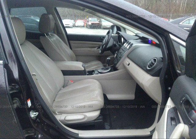 пригнать из сша 2010 Mazda CX-7 JM3ER2W36A0300658