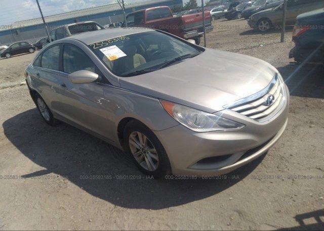 Inventory #543972725 2011 Hyundai SONATA