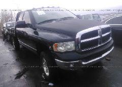 2005 Dodge RAM 3500 - 3D7LS38C25G760107 Left View