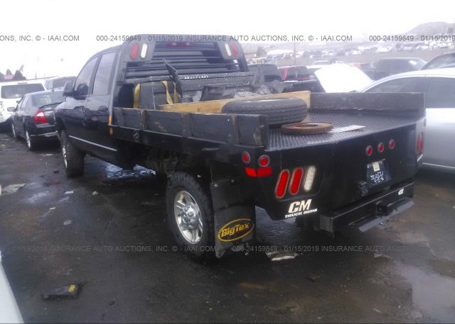 2005 Dodge RAM 3500 - 3D7LS38C25G760107