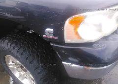 2005 Dodge RAM 3500 - 3D7LS38C25G760107 detail view