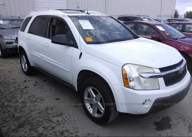 Inventory #200214151 2005 Chevrolet EQUINOX