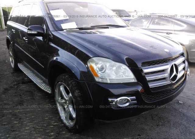 Inventory #139937671 2008 Mercedes-benz GL