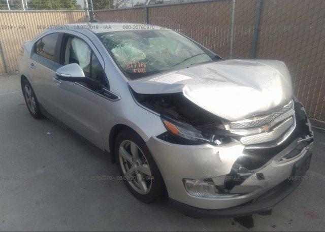 Inventory #570999190 2015 Chevrolet VOLT
