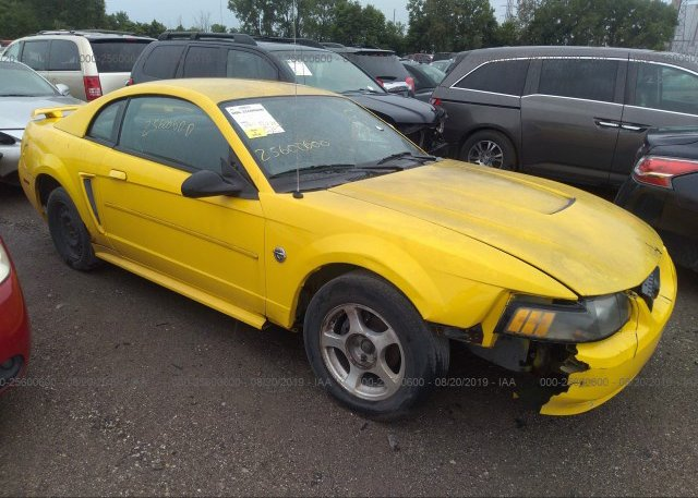 Inventory #519787883 2004 FORD MUSTANG