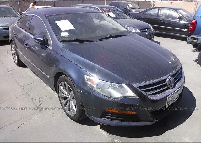 Inventory #106345363 2012 Volkswagen CC