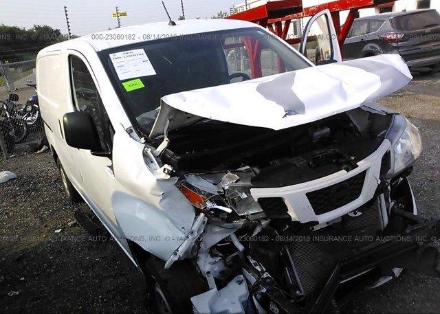 Inventory #437687342 2016 Nissan NV200
