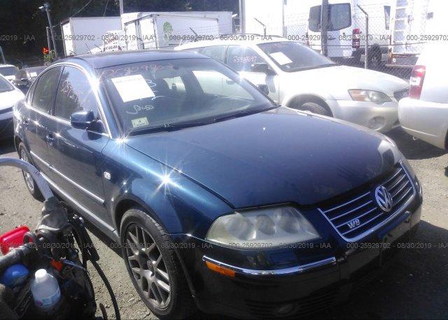 Inventory #577702429 2003 Volkswagen PASSAT