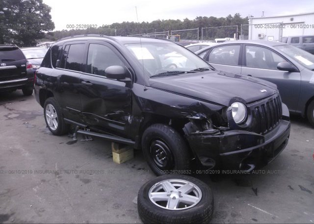 Inventory #971982346 2008 JEEP COMPASS
