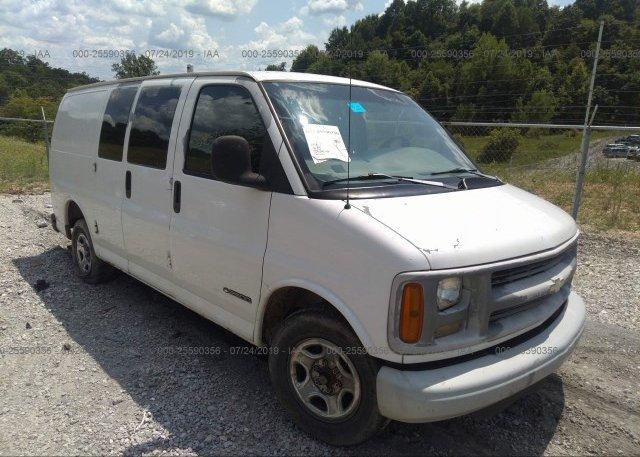 Inventory #170757181 1999 Chevrolet EXPRESS G2500