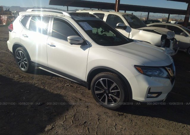 Inventory #945714441 2017 Nissan ROGUE