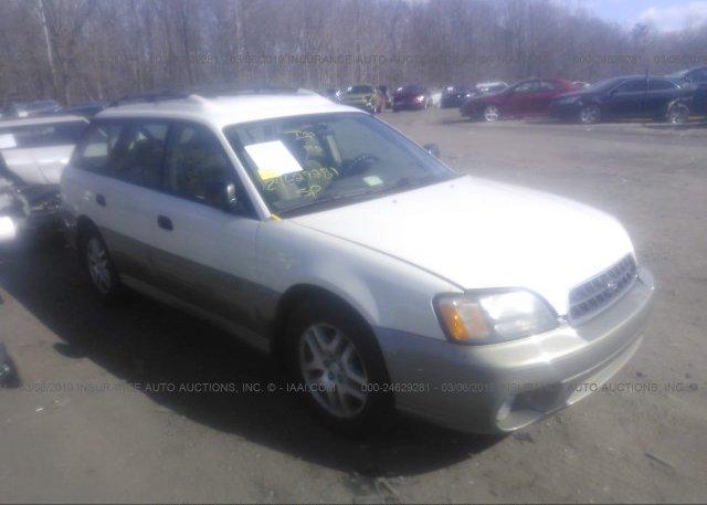 Inventory #625527769 2003 Subaru LEGACY