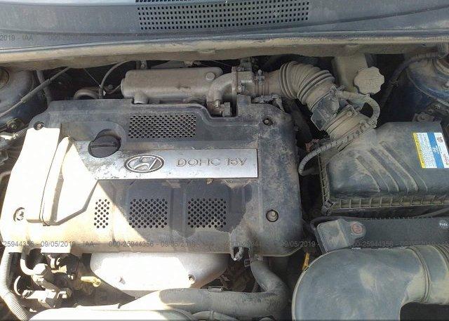 2007 Hyundai TUCSON - KM8JM12B97U556450