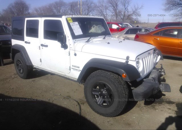 Inventory #509682630 2015 JEEP WRANGLER UNLIMITE