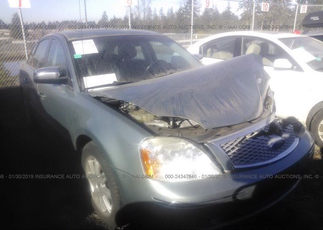 Inventory #726529368 2005 FORD FIVE HUNDRED