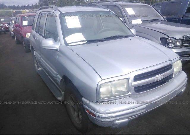 Inventory #432674026 2001 Chevrolet TRACKER