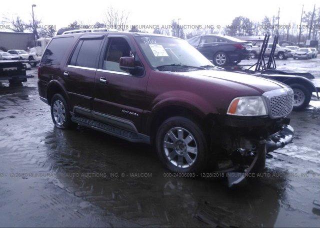 Inventory #784144811 2003 Lincoln NAVIGATOR