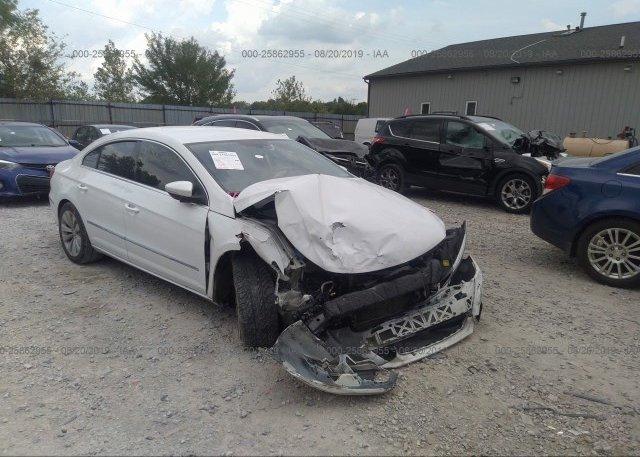 Inventory #876059634 2012 Volkswagen CC