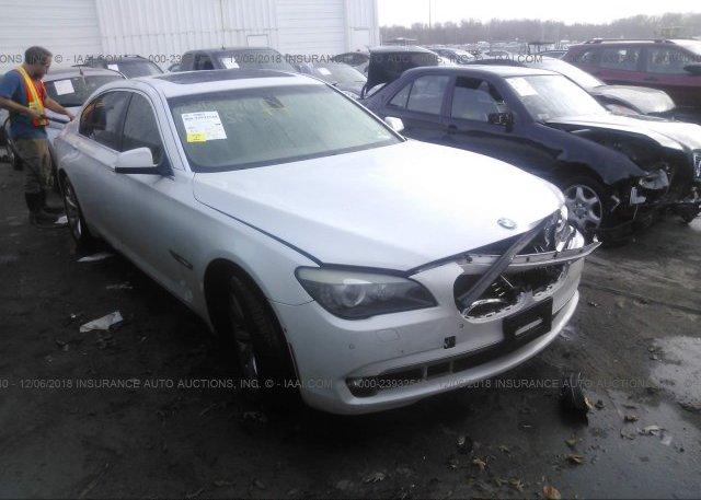 Inventory #549035511 2009 BMW 750