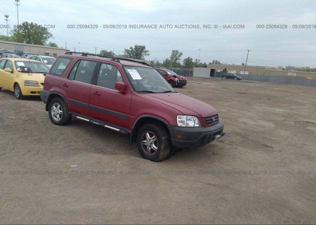 Inventory #198323733 1998 Honda CR-V