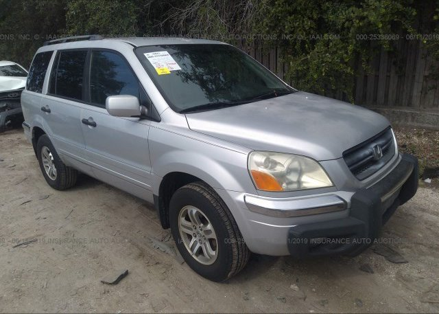 Inventory #282241069 2003 Honda PILOT
