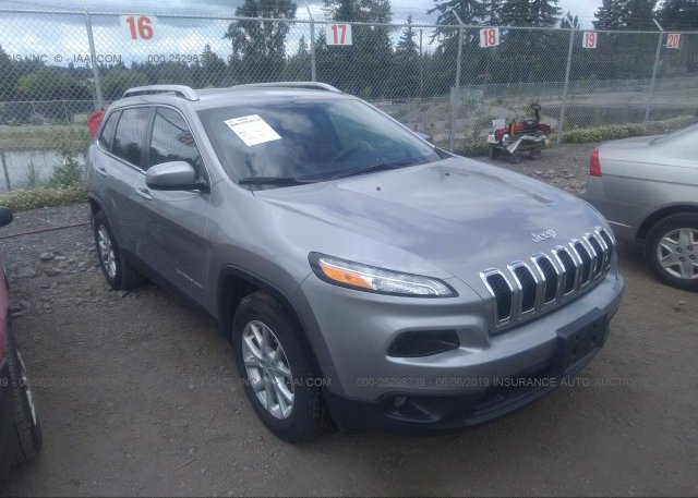 Inventory #618739070 2018 JEEP CHEROKEE