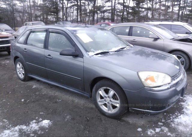Inventory #781634145 2005 Chevrolet MALIBU