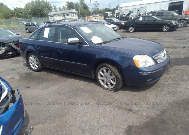Inventory #524602620 2005 FORD FIVE HUNDRED
