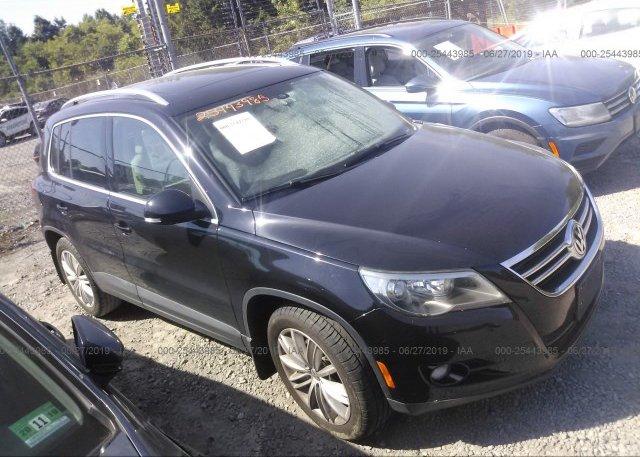 Inventory #260945624 2011 Volkswagen TIGUAN