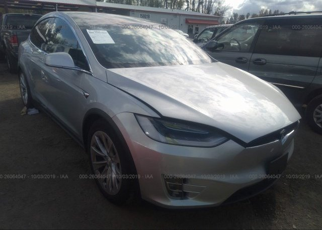 Inventory #105364529 2018 Tesla MODEL X