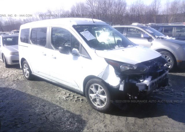 Inventory #354491279 2015 FORD TRANSIT CONNECT