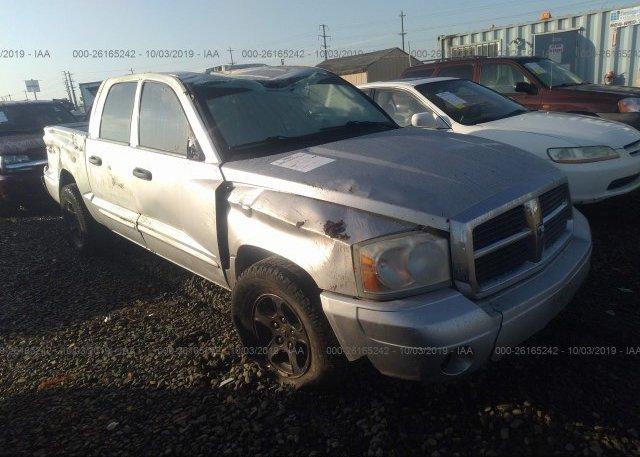 Inventory #326167830 2005 Dodge DAKOTA