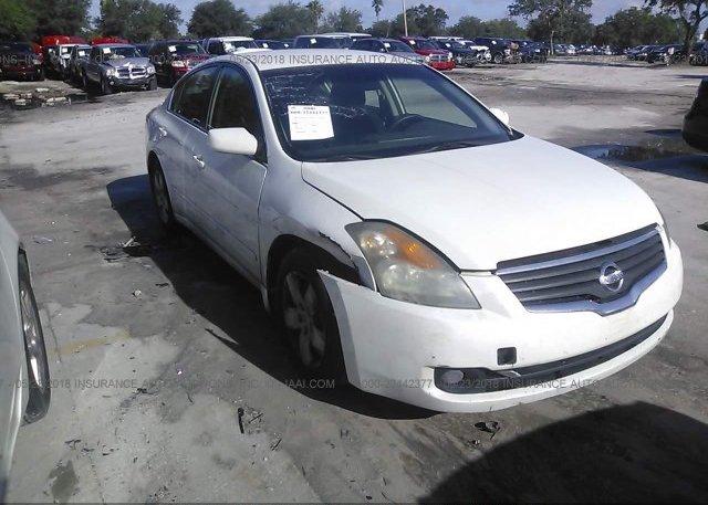 Inventory #338445662 2008 Nissan ALTIMA