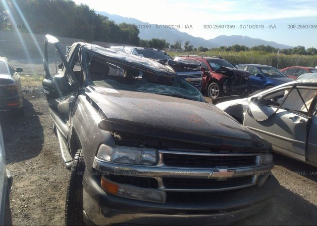 Inventory #601563506 2001 Chevrolet TAHOE