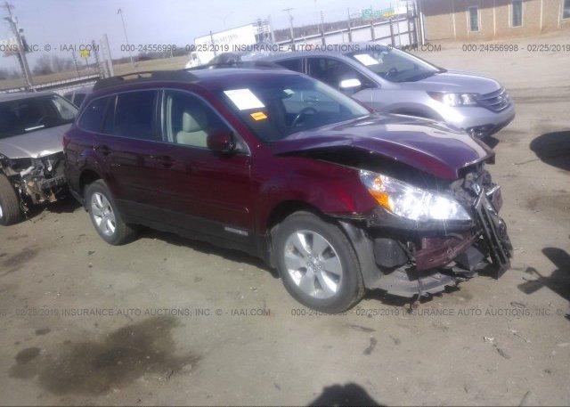 Inventory #844916818 2011 Subaru OUTBACK
