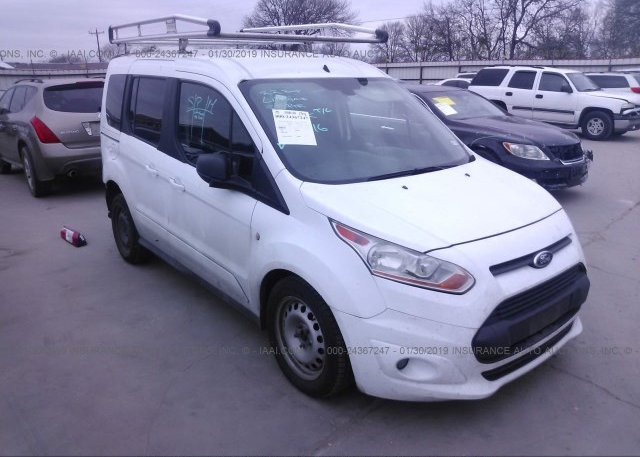 Inventory #977839364 2014 FORD TRANSIT CONNECT
