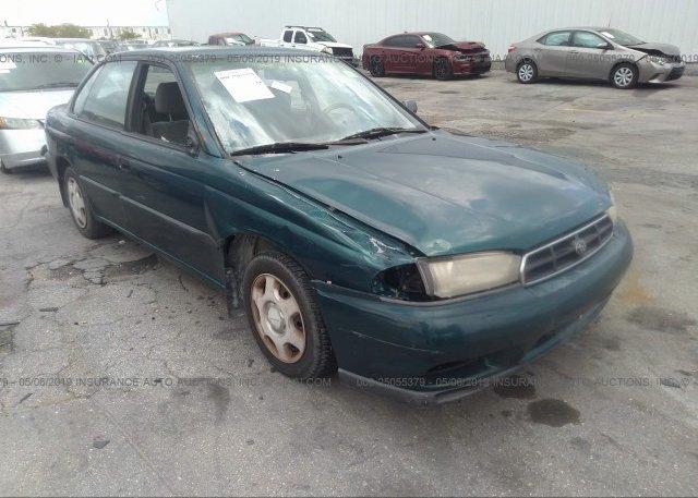 Inventory #729482185 1998 Subaru LEGACY