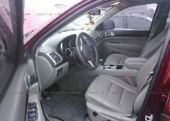 2012 JEEP GRAND CHEROKEE - 1C4RJEAG6CC206441 close up View
