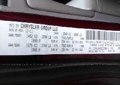 2012 JEEP GRAND CHEROKEE - 1C4RJEAG6CC206441 engine view