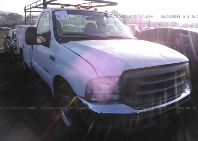 Inventory #807222448 2004 FORD F350