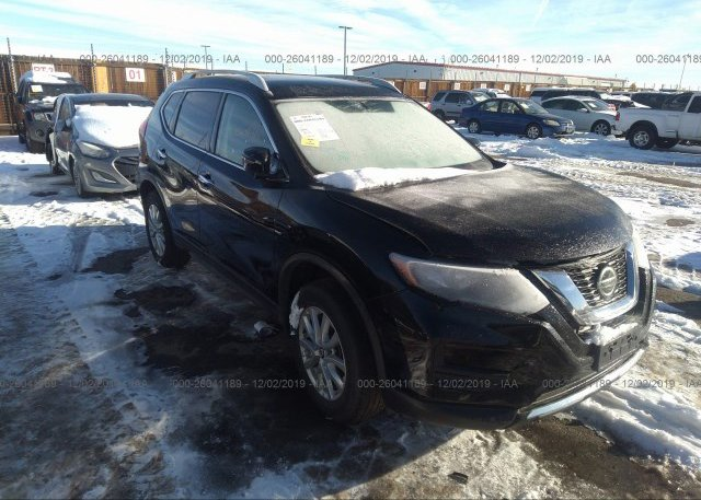 Inventory #200318405 2018 NISSAN ROGUE
