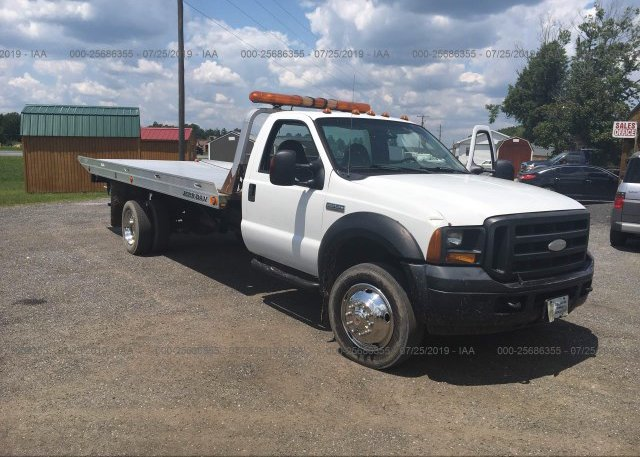 Inventory #902898067 2005 FORD F550