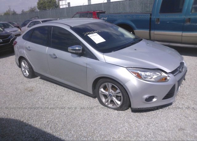 Inventory #976466445 2014 FORD FOCUS
