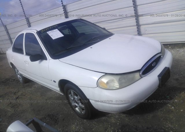 Inventory #904777041 2000 FORD CONTOUR