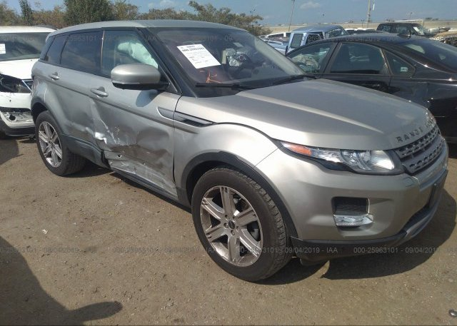Inventory #803528149 2012 Land Rover RANGE ROVER EVOQU
