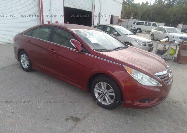 Inventory #108331572 2014 Hyundai Sonata