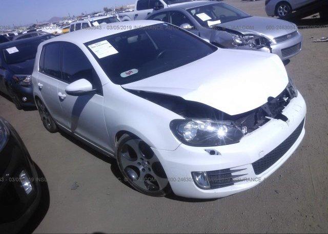 Inventory #528305260 2012 Volkswagen GTI